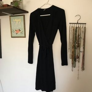 Old Navy wrap dress